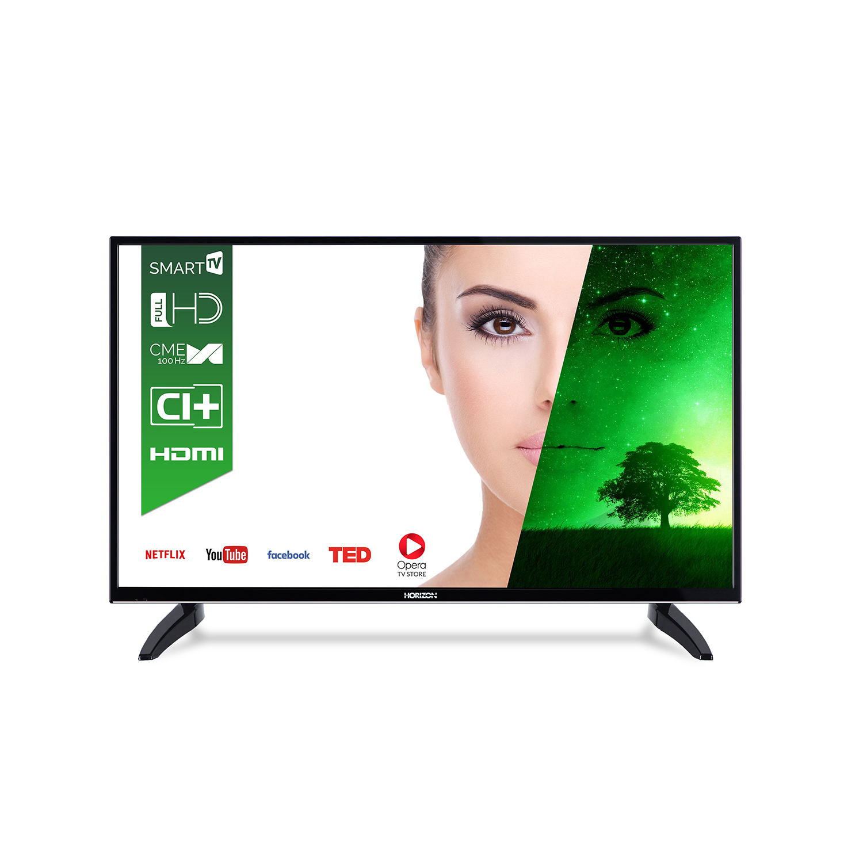 televizor horizon full hd tv 109 cm 43hl7310f horizon europe. Black Bedroom Furniture Sets. Home Design Ideas